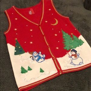 Sweaters - Ugliest Ugly Christmas Sweater Vest ever!